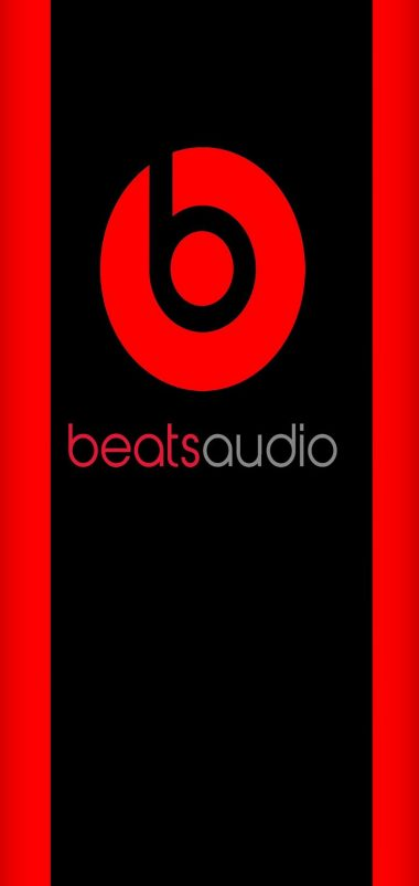 Beats Audio Hd Logo Wallpaper 720x1520 380x802