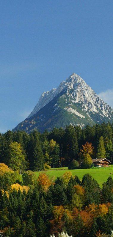 Beautiful Mountain Wallpaper 1080x2248 380x791