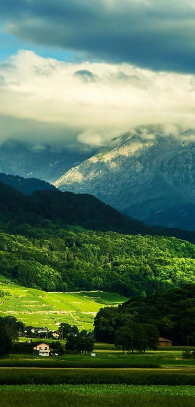 Beautiful Valley Wallpaper 1080x2248 380x791
