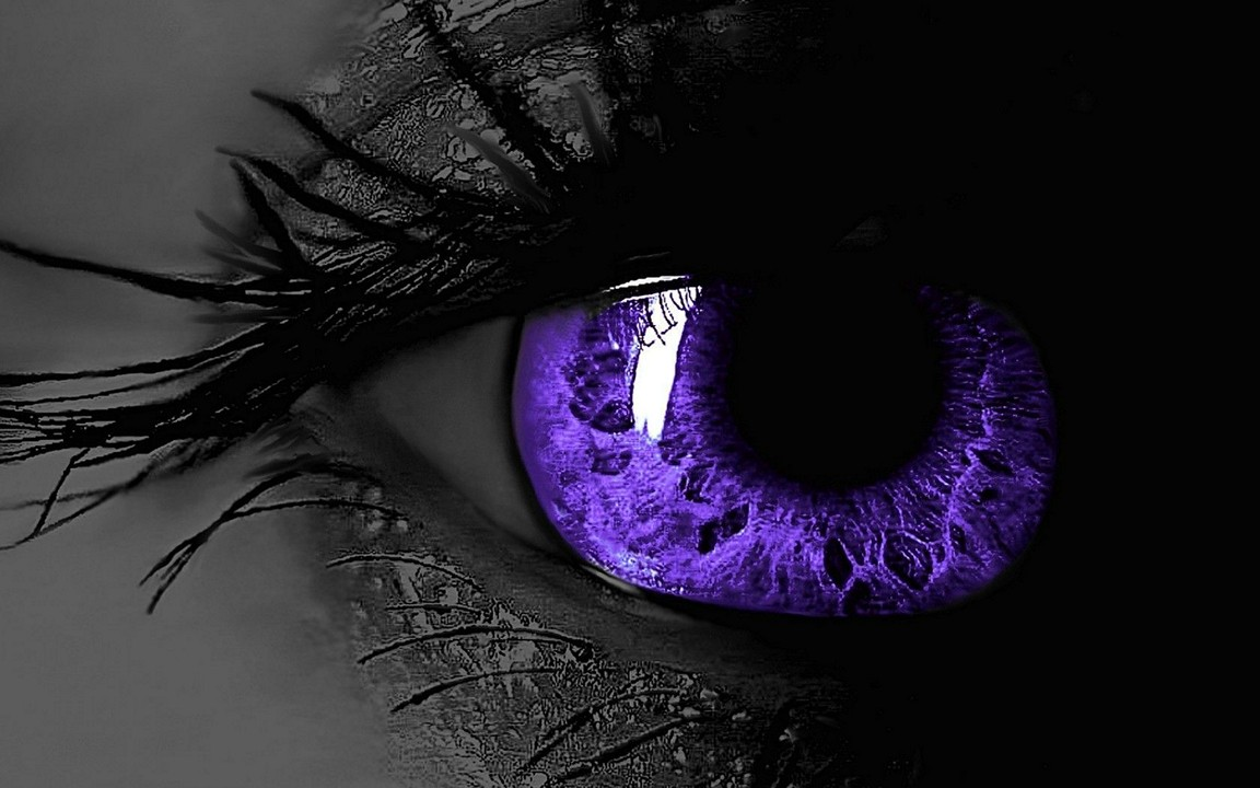 Black Purple Wallpaper