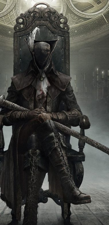 Bloodborne The Old Hunters Wallpaper 720x1480 380x781