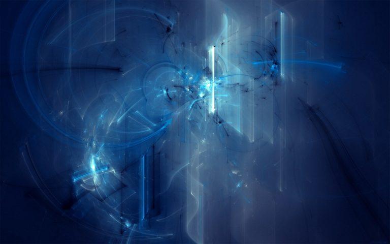Blue Wallpaper 01