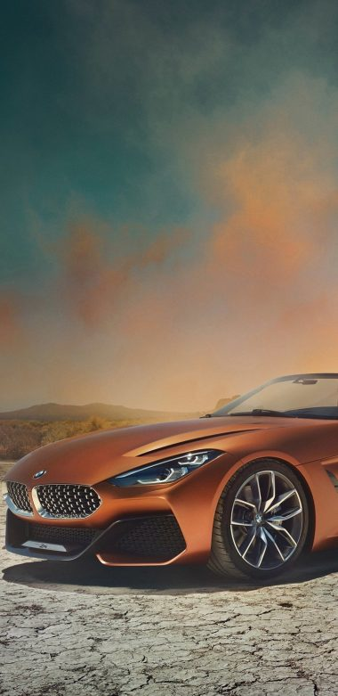 Bmw Concept Z4 2017 Cr Wallpaper 720x1480 380x781