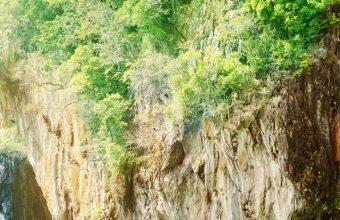 Boats Thailand Sea Crag Nature Wallpaper 720x1520 340x220