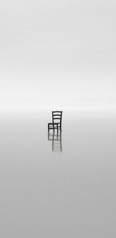 Chair Minimalism Image Wallpaper 720x1480 380x781