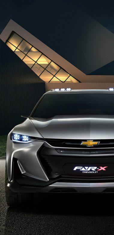 Chevrolet Fnr X Concept Wide Wallpaper 720x1480 380x781