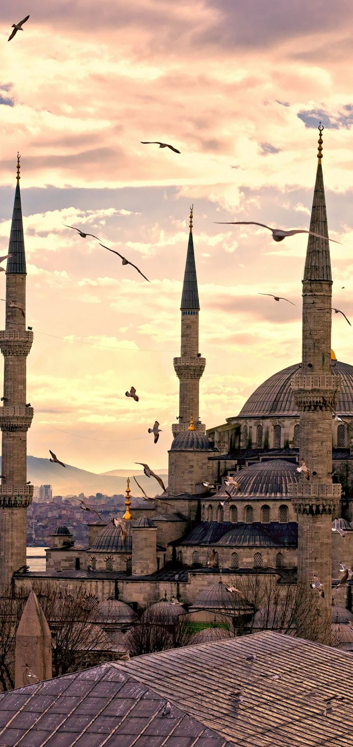 City Turkey Istanbul Wallpaper