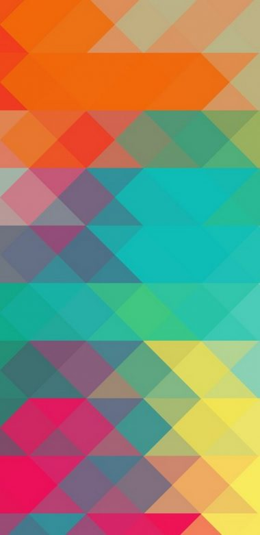 Colors Abstract Wallpaper 720x1480 380x781