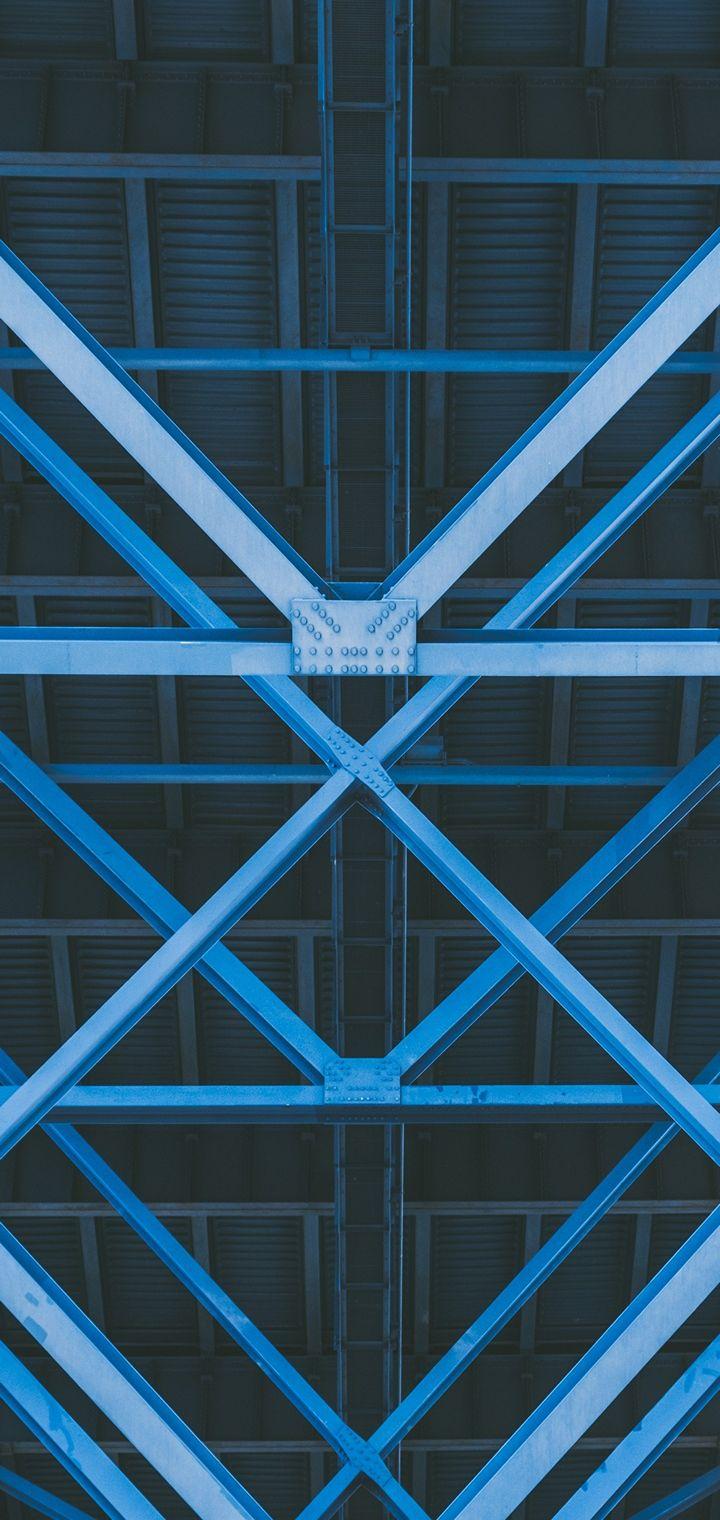 Construction Architecture Structure Wallpaper 720x1520