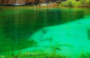 Croatia Parks Lake Waterfall Plitvice Wallpaper 720x1520 340x220