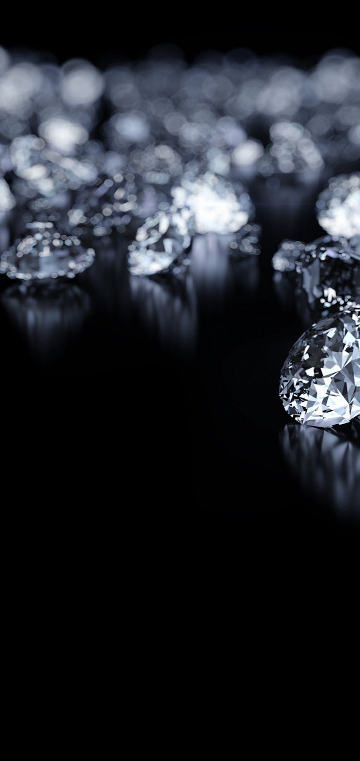 Diamonds Diamond Jewelery Wallpaper 720x1520
