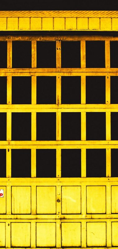 Door Yellow Window Wallpaper 720x1520 380x802