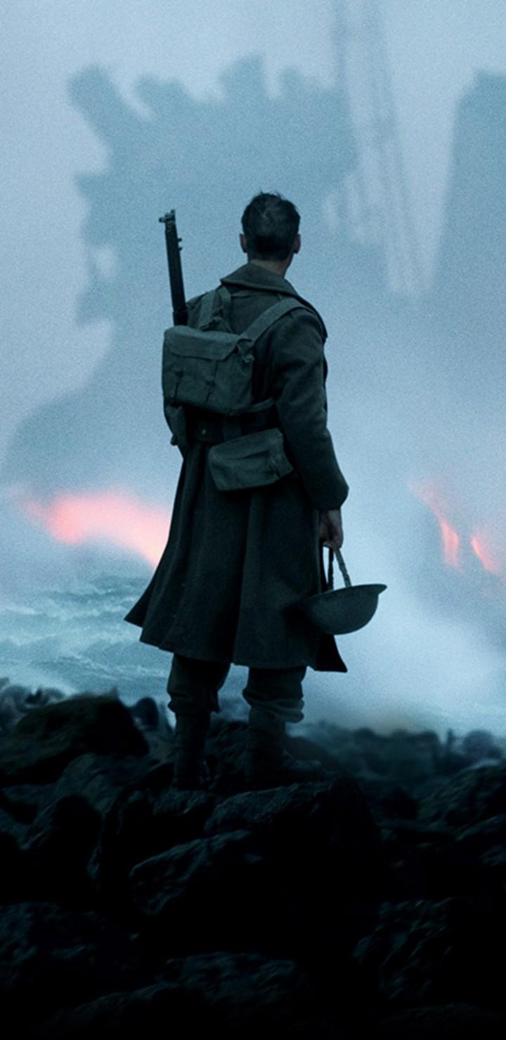 Dunkirk 2017 Movie Wallpaper 720x1480