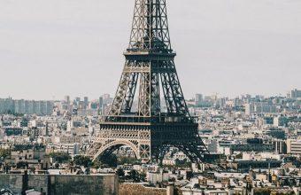 Eiffel Tower Paris Buildings Wallpaper 720x1520 340x220