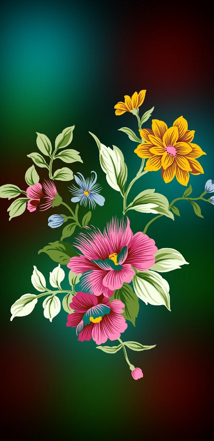 Flowers01 Wallpaper