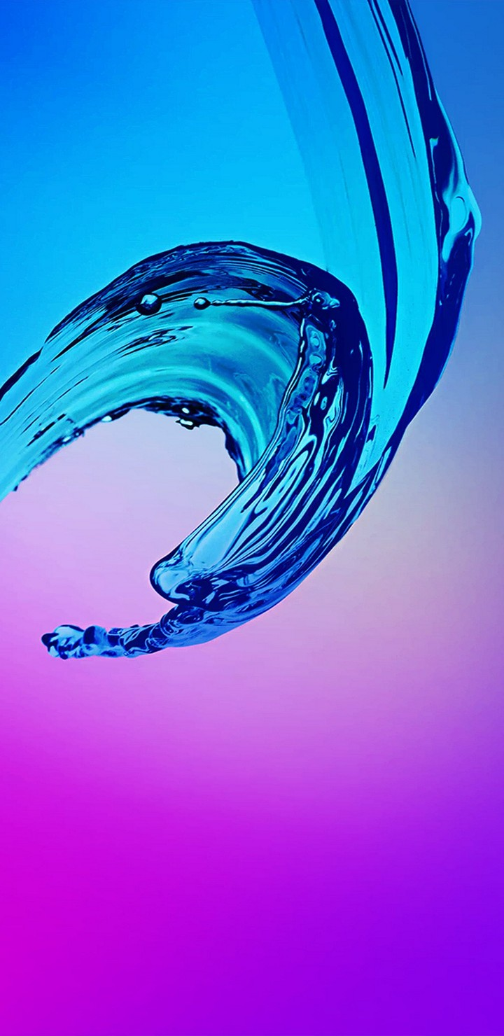 Galaxy Wave S5 Wallpaper