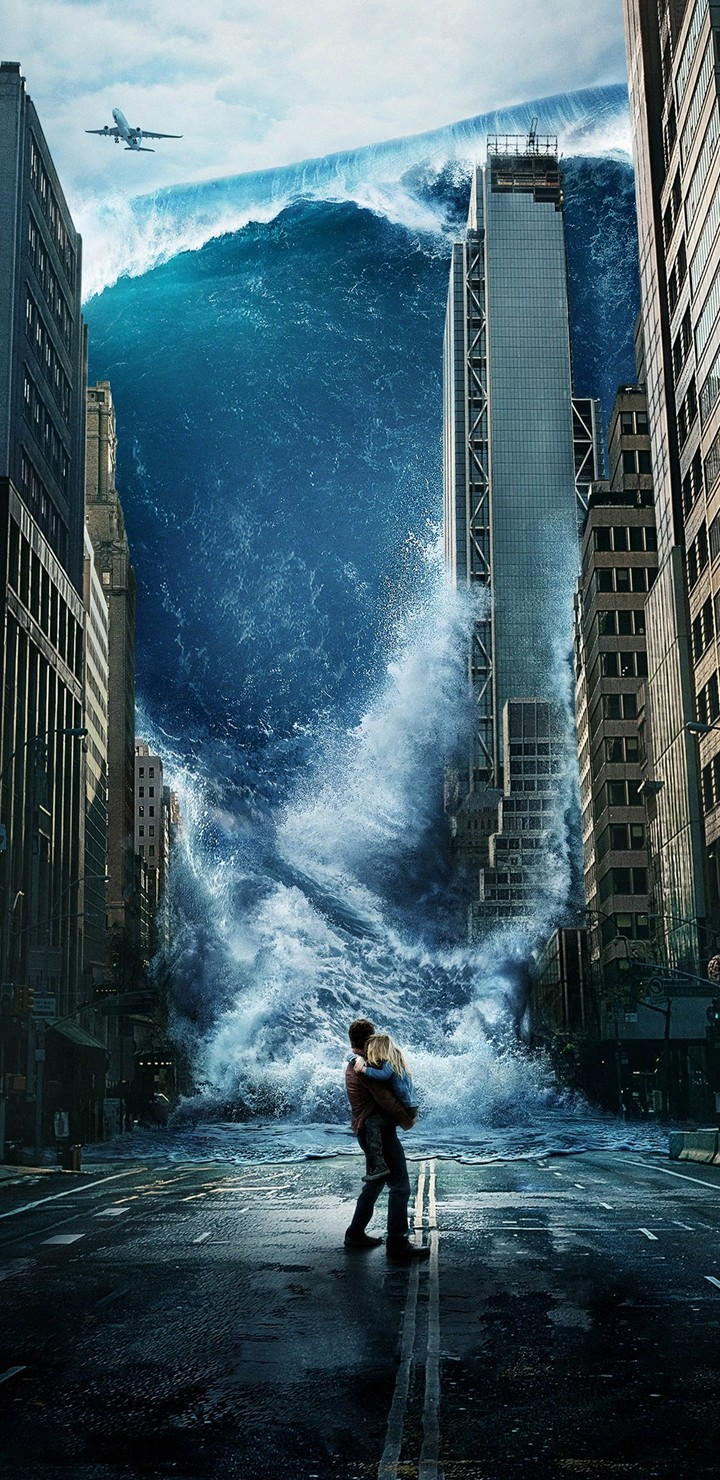 Geostorm 2017 Movie M7 Wallpaper