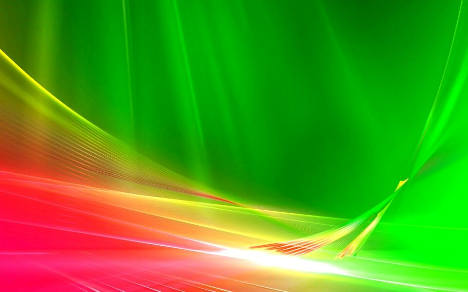 Green And Red Wallpaper 960x600
