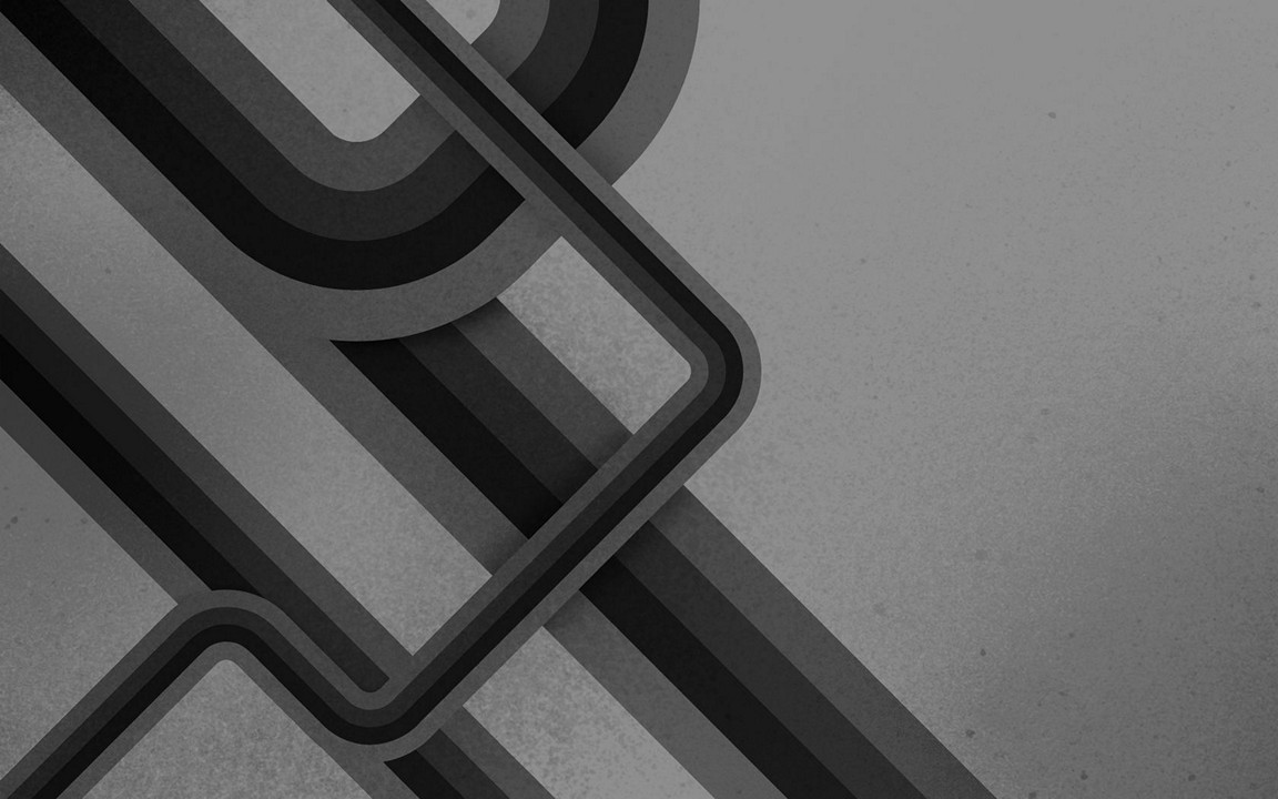 Grey Abstract Wallpaper 02