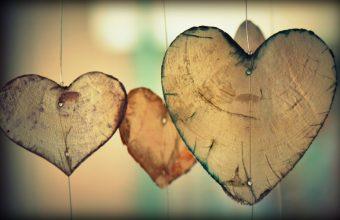 Happy Valentines Day Hearts Wallpaper 960x600 340x220