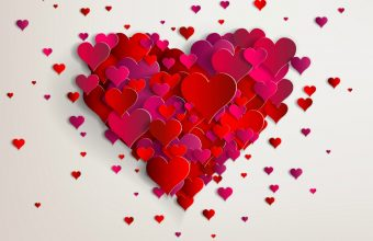 Heart Of Hearts Wallpaper 960x600 340x220
