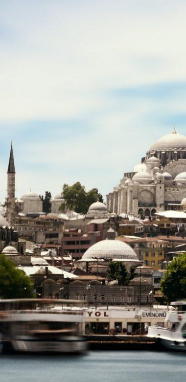 Istanbul Wallpaper 720x1480 380x781