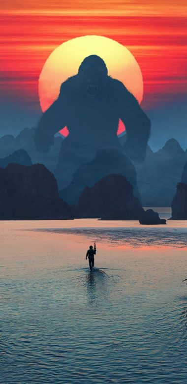Kong Skull Island Hd Do Wallpaper 720x1480 380x781