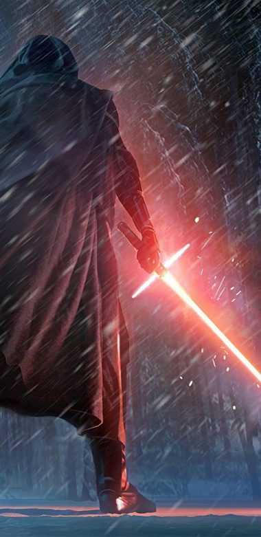 Kylo Ren Star Wars Wallpaper 720x1480 380x781