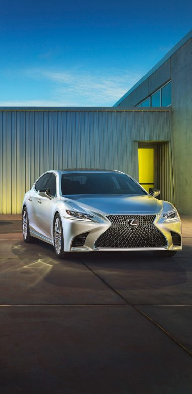 Lexus Ls 500 Qu Wallpaper 720x1480 380x781