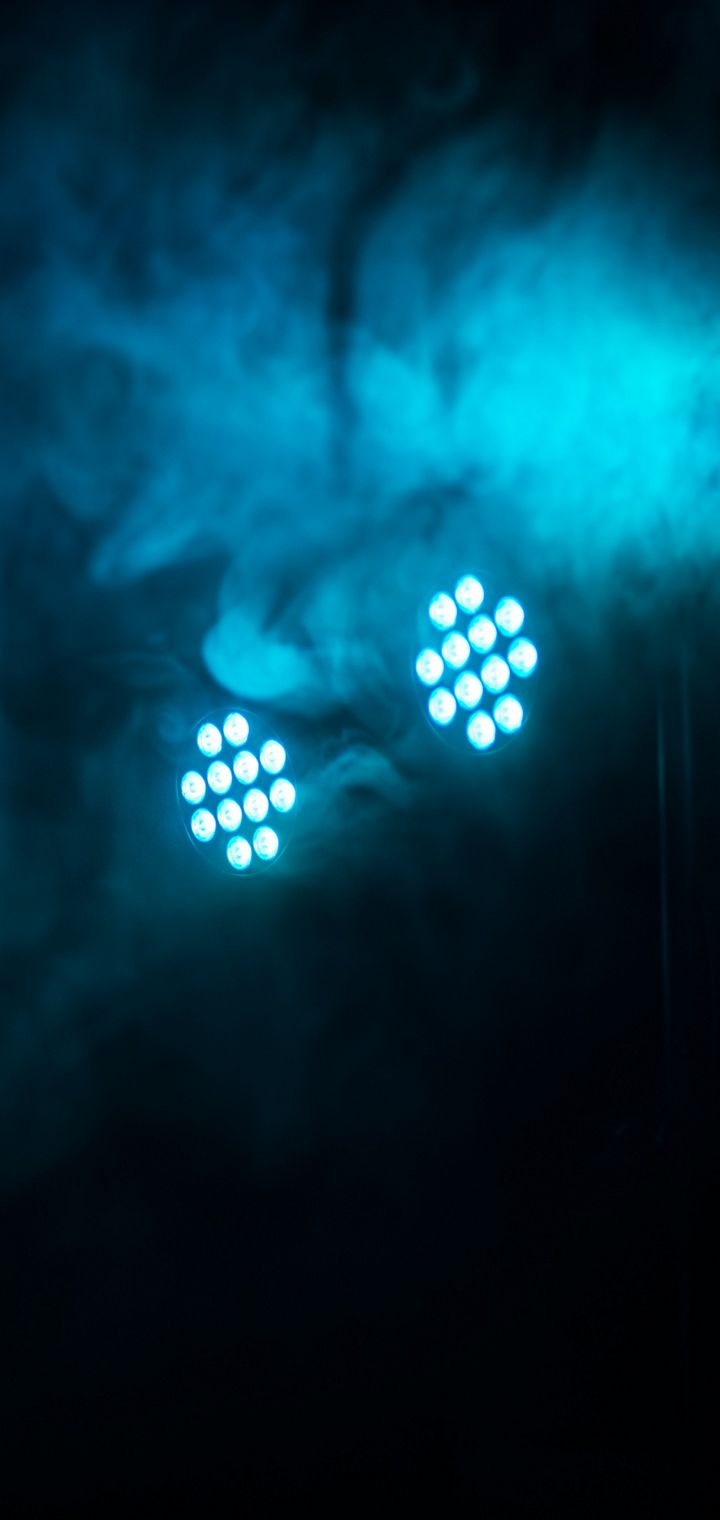 Light Smoke Dark Wallpaper 720x1520
