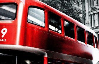 London Bus Wallpaper 720x1520 340x220