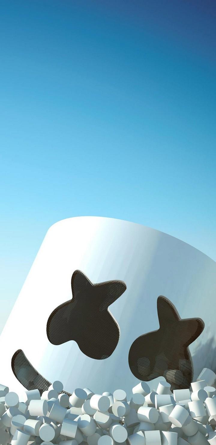 Marshmello Do Wallpaper 720x1480