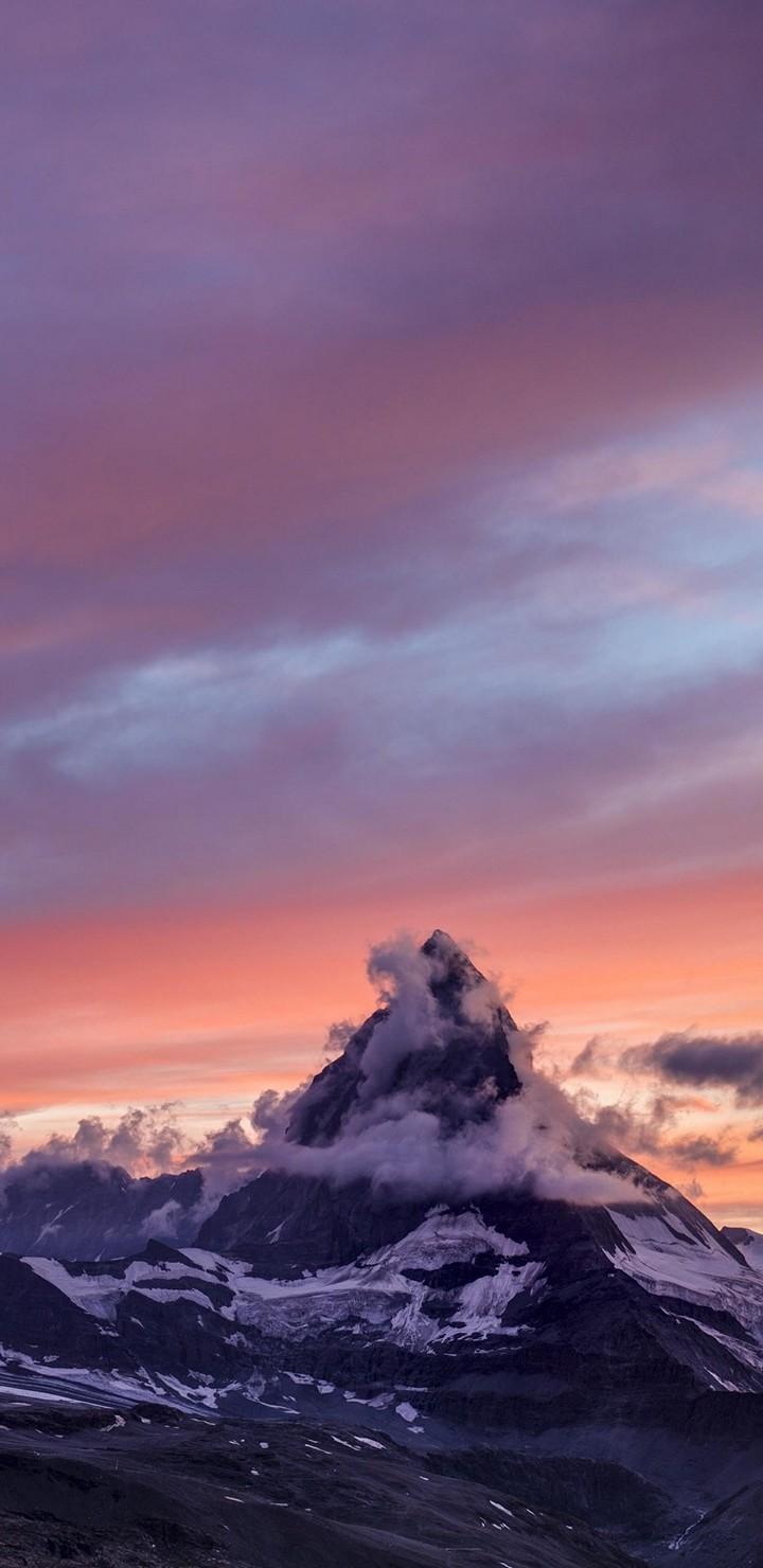 Matterhorn Mountain Do Wallpaper 720x1480