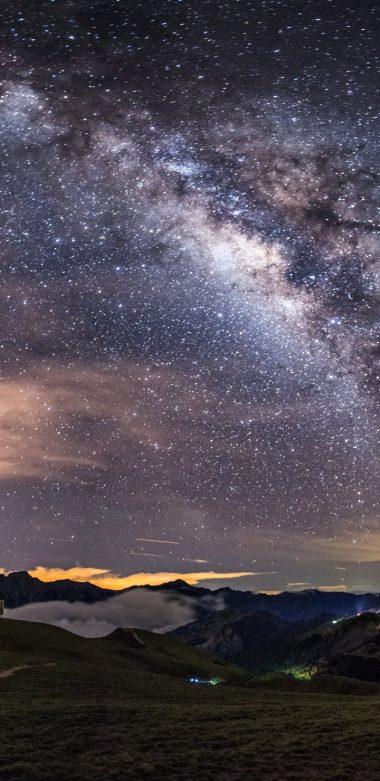 Milky Way Ultra HD Wallpaper 720x1480 380x781