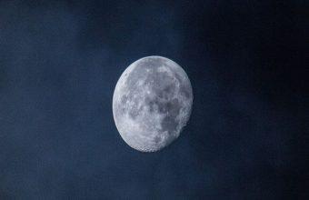 Moon Sky Night Space Wallpaper 720x1520 340x220