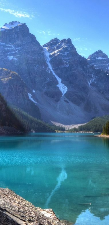 Moraine Lake Ultra HD Wallpaper 720x1480 380x781