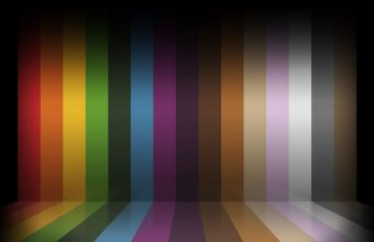 Multicolor Patterns Stripes Wallpaper 960x600 340x220