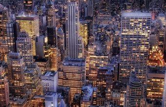 New York USA Wallpaper 720x1520 340x220