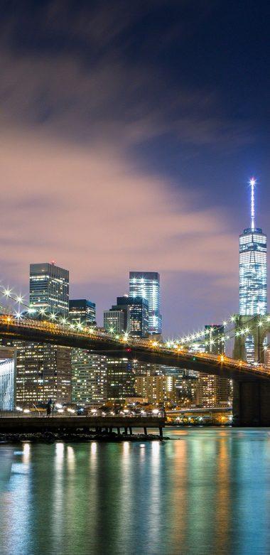 New York Ultra HD Wallpaper 720x1480 380x781