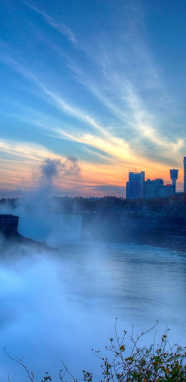 Niagara Falls Ultra HD Wallpaper