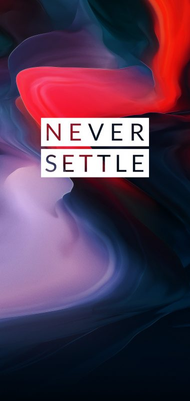 OnePlus 6 Never Settle Wallpaper 4 1080x2280 380x802