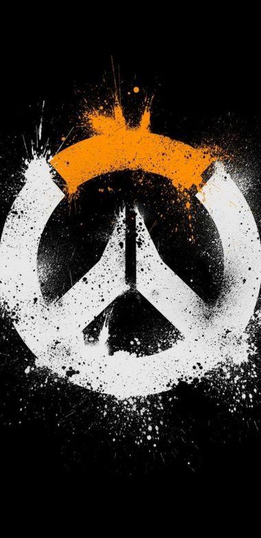 Overwatch Logo Hd Pic Wallpaper 720x1480 380x781