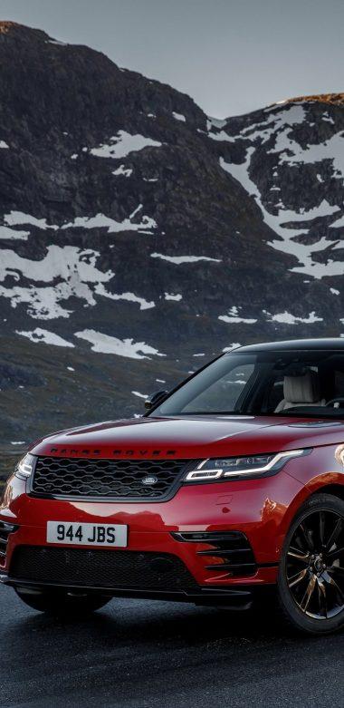 Range Rover Velar R Dynamic D300 2017 7p Wallpaper 720x1480 380x781