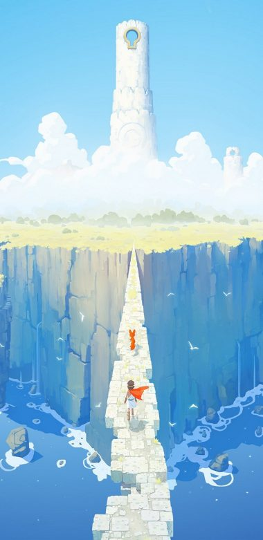 RiME Ultra HD Wallpaper 720x1480 380x781