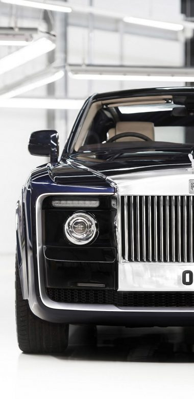 Rolls Royce Sweptail 1g Wallpaper 720x1480 380x781
