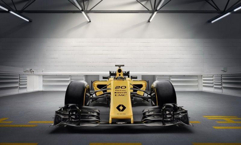 Rs16 Renault Formula 1 Wallpaper
