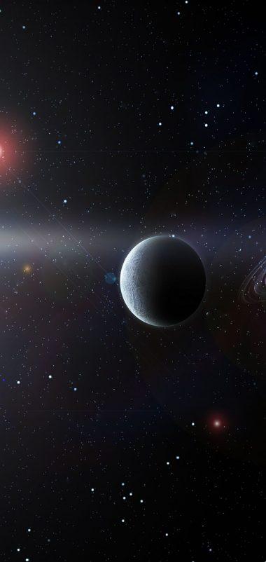 Sci Fi Science Space Fantasy Art Artwork Artistic Futuristic Wallpaper 720x1520 380x802