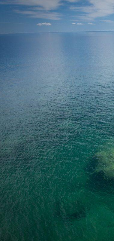 Sea For Samsung Wallpaper 720x1520 380x802