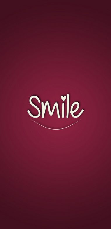 Smile Wallpaper 720x1480 380x781