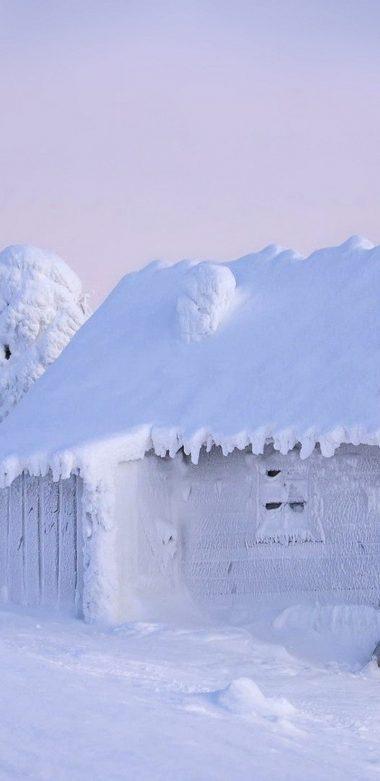 Snow Winter Ultra HD Wallpaper 720x1480 380x781